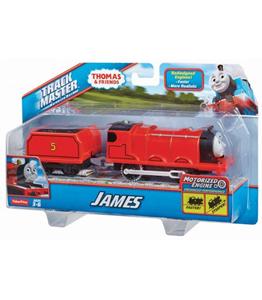 Giocattolo Veicolo Trackmaster. James Mattel 2
