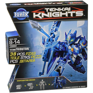 Giocattolo Tenkai Knights. Titan Spin Master 1