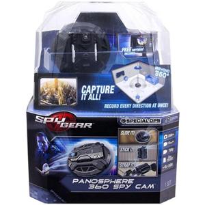 Giocattolo Spy Gear Spy Cam 360 Spin Master 1