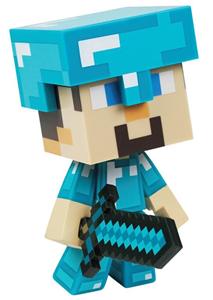 Giocattolo Minecraft. Diamond Steve. Personaggio in Plastica Spin Master 1
