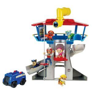 Giocattolo Paw Patrol Playset Quartier Generale Spin Master 3
