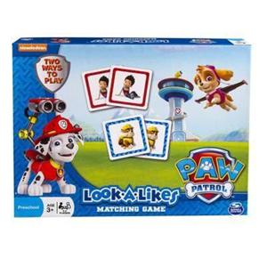 Giocattolo Paw Patrol. Memory Spin Master 1