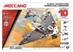 Giocattolo Meccano. Flight Adventure. Confezione 10 Modelli 150 pezzi Meccano 9