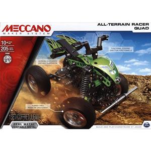 Giocattolo Meccano. All Terrain Vehicle. Confezione 2 Modelli 200 Pz Meccano 2