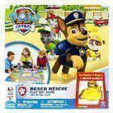 Giocattolo Paw Patrol. Beach Rescue Gioco da Pavimento Spin Master 1