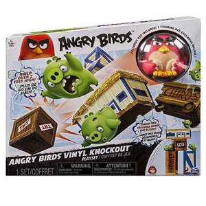 Giocattolo Playset Angry Birds. Angry Ball Spin Master 1