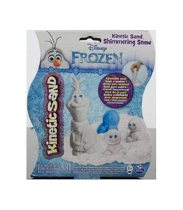 Giocattolo Kinetic Sand Frozen. Olaf Spin Master 1