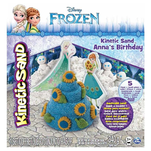 Giocattolo Kinetic Sand Frozen Spin Master 1