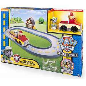 Giocattolo Paw Patrol On a Roll. Playset Pista Spin Master 1