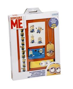 Giocattolo Minions. Set Accessori 5 pezzi Joy Toy 1