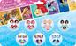 Giocattolo Principesse Disney. Orecchini Sticker E Anelli Per Tutta La Settimana Joy Toy 1