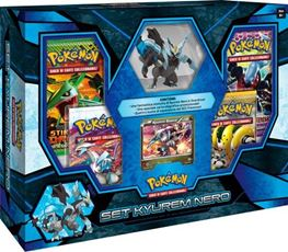 Giocattolo Pokemon Set Kyurem Nero (It) Wizards of the Coast