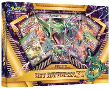 Giocattolo Pokemon. Set Rayquaza Ex Pokemon company 1
