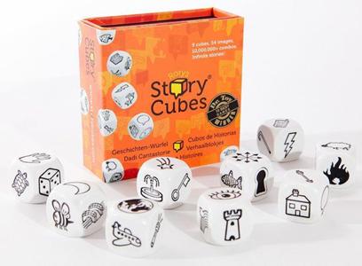 Giocattolo Story Cubes Original The Creativity Hub 1