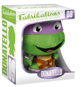 Giocattolo Peluche Donatello. TMNT Funko Fabrikations Funko 2