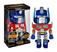 Giocattolo Action figure Optimus Prime Metallic. Transformers Funko Hikari Funko 1