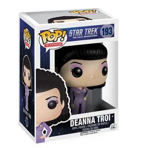 Giocattolo Action figure Troi. Star Trek Funko Pop! Funko 2