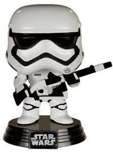 Giocattolo Figure POP! Star Wars-F. O. Storm Troop 2 Funko 1