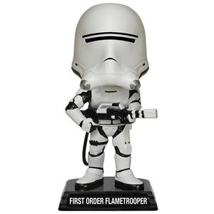 Giocattolo Action figure First Order Flametrooper. Star Wars Wacky Wobbler Funko 2