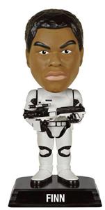Giocattolo Action figure Finn Stroop. Star Wars Funko Wacky Wobbler Funko 2