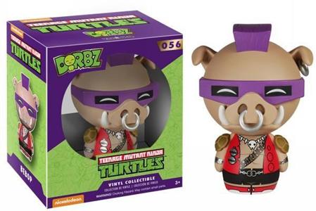Giocattolo Action figure Bepop. Teenage Mutant Ninja Turtles Funko Dorbz Funko 1