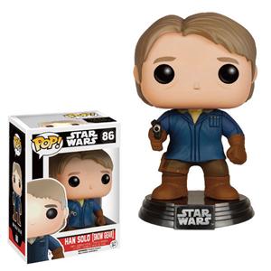 Giocattolo Action figure Han Solo (Snow). Star Wars Funko Pop! Funko 1