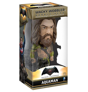 Giocattolo Action figure Aquaman. Batman v Superman Funko Wacky Wobbler Funko 2