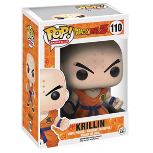 Giocattolo Action figure Krillin. Dragon Ball Z Funko Pop! Funko 2