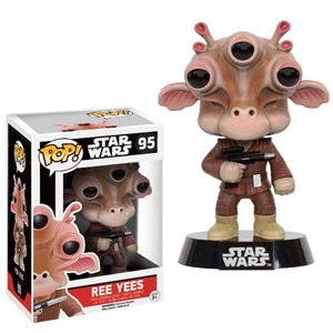 Giocattolo Figure POP! Star Wars. Ree Yees Funko 1