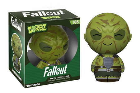 Giocattolo Action figure Super Mutant. Fallout Funko Dorbz Funko 2