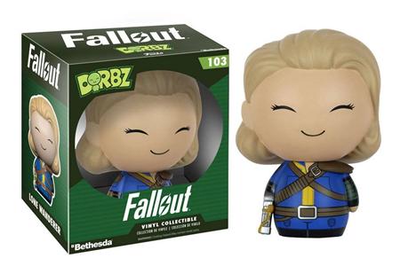 Giocattolo Action figure Lone Wanderer Female. Fallout Funko Dorbz Funko 2