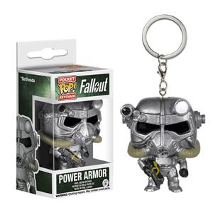 Giocattolo Portachiavi Power Armor. Fallout Funko Pocket Pop! Keychain Funko 1
