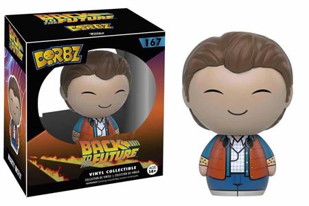 Giocattolo Action figure Marty McFly. Ritorno al Futuro Funko Dorbz Funko 1