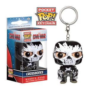 Giocattolo Funko Pocket Pop! Keychain. Captain America 3. Crossbones (vfig) Funko 1