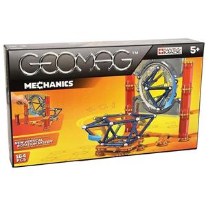 Giocattolo Geomag Mechanics 168 Pz. Geomag 1