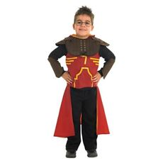 Idee regalo Costume Harry Potter Quidditich Bambino Deluxe Rubies