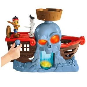 Giocattolo Jake e le Cascate dei Pirati Mattel 1