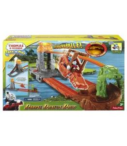 Giocattolo Thomas Pista Del Drago Mattel 3