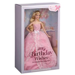 Giocattolo Barbie Collezionisti Birthday Wishes Mattel 1