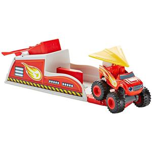Giocattolo Mattel CGK17. Blaze. Turbo Lanciatore Trasformabile Mattel 1