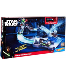 Giocattolo Hot Wheels. Star Wars. Throne Room Hot Wheels 1