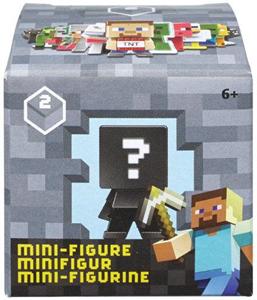 Giocattolo Mini Figures Minecraft Blind Box Mattel 3