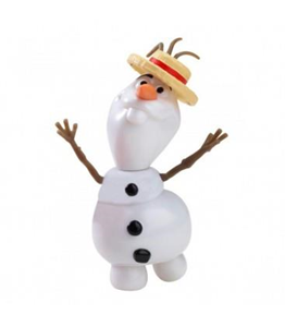 Giocattolo Frozen. Olaf Canta con Me Mattel 3