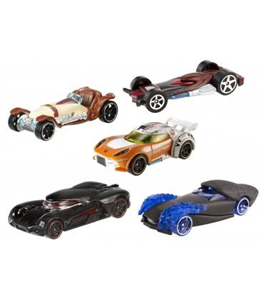 Giocattolo Hot Wheels. Star Wars. 5 Pack Hot Wheels 2