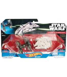 Giocattolo Hot Wheels. Star Wars. 2 Pack Ep7 Vs2 Hot Wheels 1