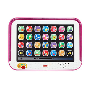 Giocattolo Smart Stages Tablet Rosa Mattel 1