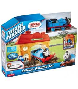 Giocattolo Thomas Trackmaster. La Stazione di Wellsworth Mattel 1