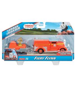 Giocattolo Thomas And Friends. Track Master. Grandi Amici. Flynn Gran Coraggio Mattel 1