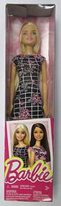 Giocattolo Barbie Trendy vestito nero Mattel 2