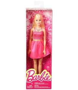 Giocattolo Barbie Glitz Vestito Rosa Mattel 1
